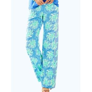 Lilly Pulitzer Bal Harbour Palazzo Pants Size XXS